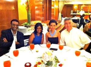 from left: myself, Cassandra, Maslisa & Ernesto